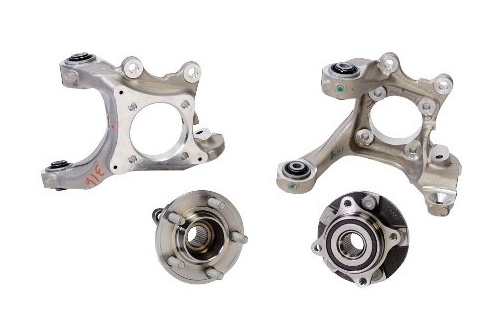 2015-2017 MUSTANG IRS KNUCKLE KIT WITH TOE BEARING