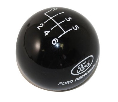 FORD PERFORMANCE SHIFT KNOB 6-SPEED