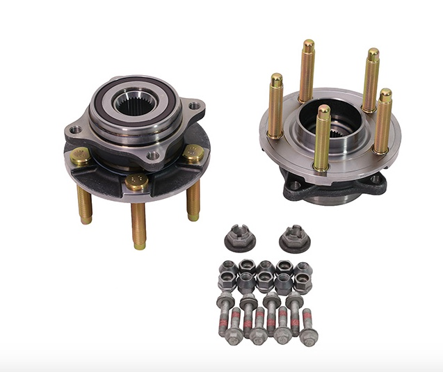 2015-2017 MUSTANG REAR WHEEL HUB KIT WITH ARP STUDS